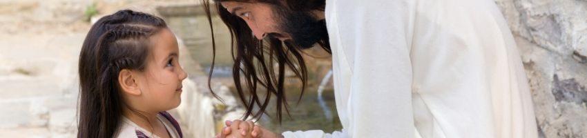 Christian virtue to children