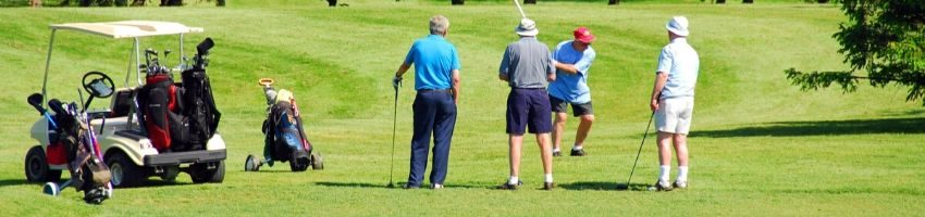 Charity golf tournament ideas example.