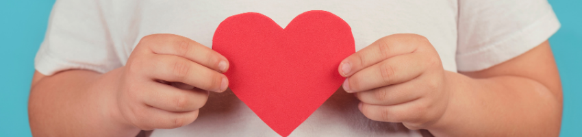 Symbol of Heart That shows empathy